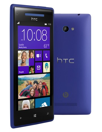 Windows Phone 8 Devices - Windows Phone 8X by HTC