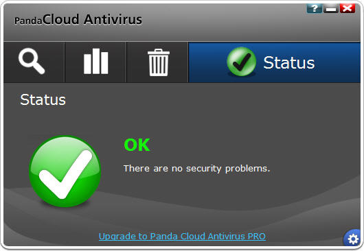 Best Free Antivirus for Windows 8 - Panda Cloud Antivirus Free