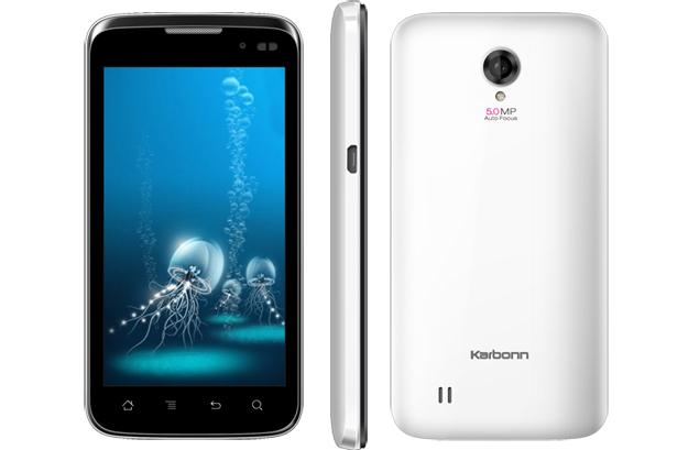 Best smartphones under 15000 rupees - Karbonn A21