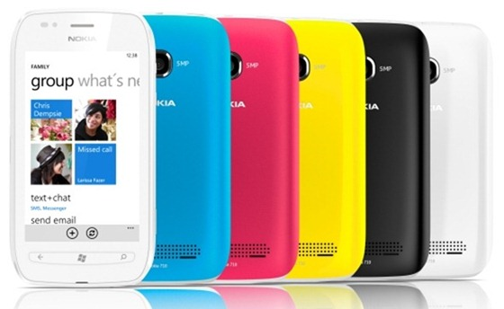 Best smartphones under 15000 rupees - Nokia Lumia 710