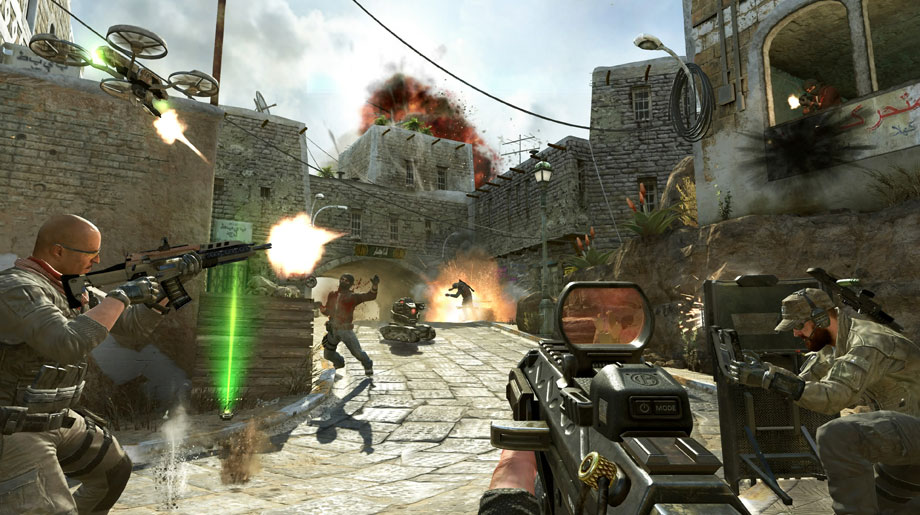 Call of Duty Black Ops 2 Review - Screen 1