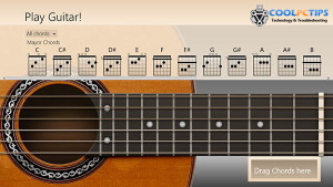 Must have Windows 8 apps - Play Guitar