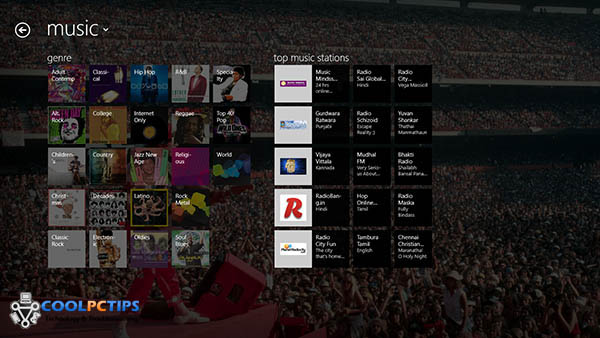 Must have Windows 8 apps - TuneIn Radio
