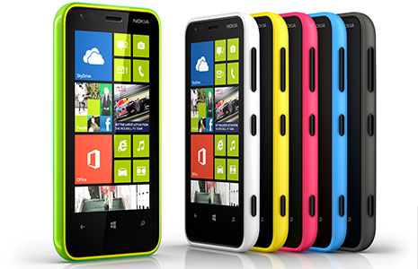 Nokia Lumia 620 Launched