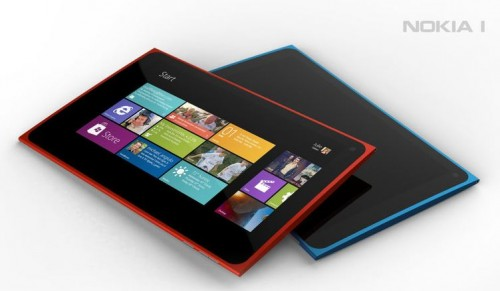 Nokia Windows 8 RT Tablet
