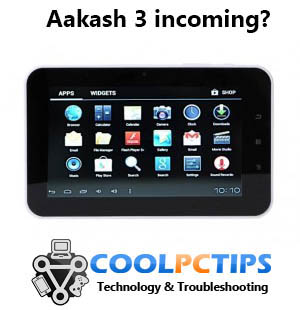 Proposed Aakash 3 Specs and Features 1