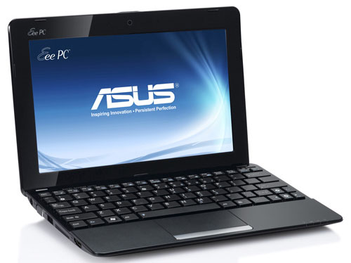 Top 2nd generation Intel Atom netbooks - Asus Eee PC 1015CX