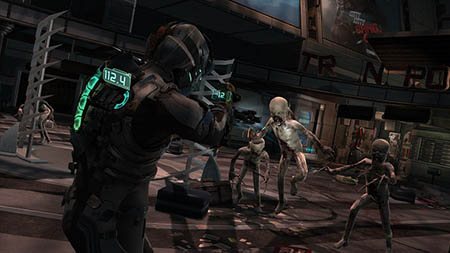Top 5 Android shooters - Dead Space