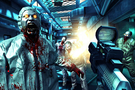 Top 5 Android shooters - Dead Trigger