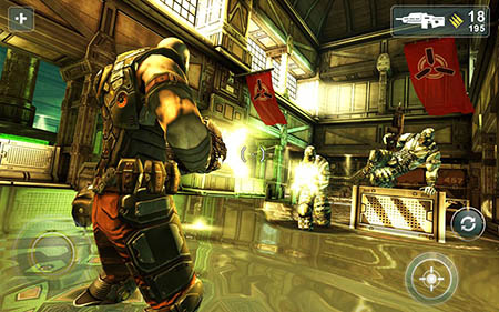 Top 5 Android shooters - Shadowgun