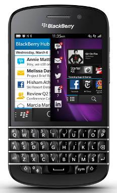 BlackBerry 10 Devices - Q10