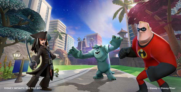 Disney Infinity Preview 1