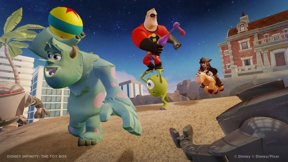 Disney Infinity Preview 2