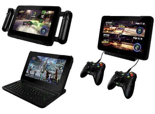 Razer Edge Specs and details - All modes