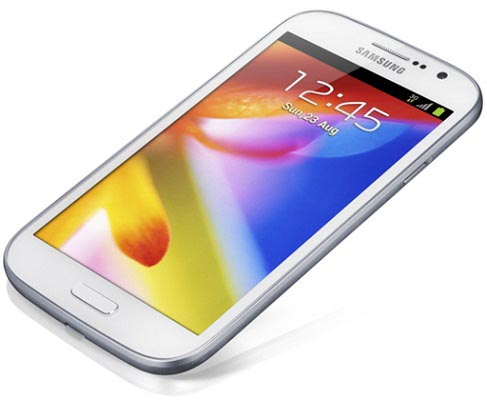 Samsung Galaxy Grand vs Micromax Canvas A116 HD - Galaxy Grand