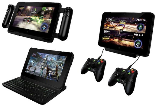 Upcoming Game Consoles of 2013 - Razer Edge