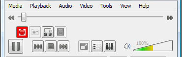 Break copy protection - VLC recording