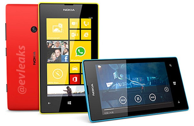 Nokia Lumia 720 and 520 leak - Lumia 520