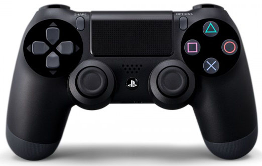 PlayStation 4 Announced - DualShock 4