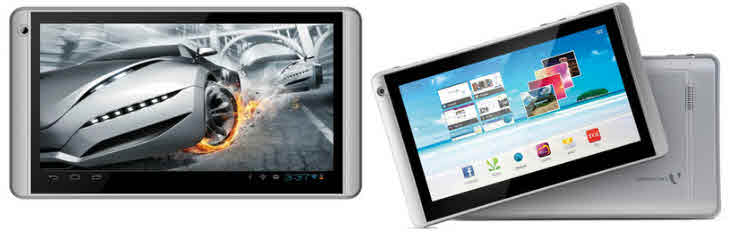 5 Best Android 4.0 ICS Tablets Under Rs 5000