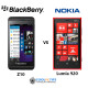 BlackBerry Z10 vs Nokia Lumia 920