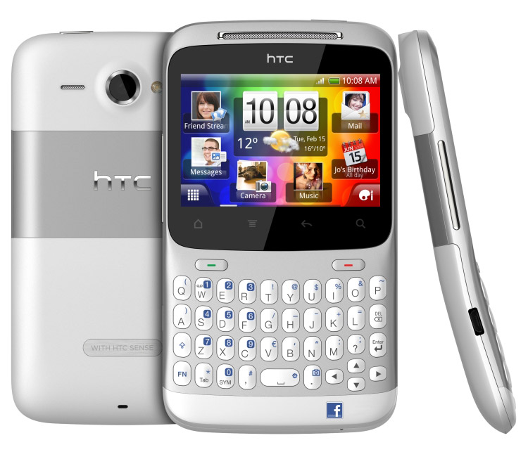 HTC Facebook Phone Specs - HTC ChaCha