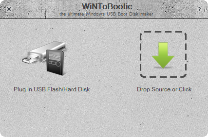 How to create a Windows bootable USB disk 1