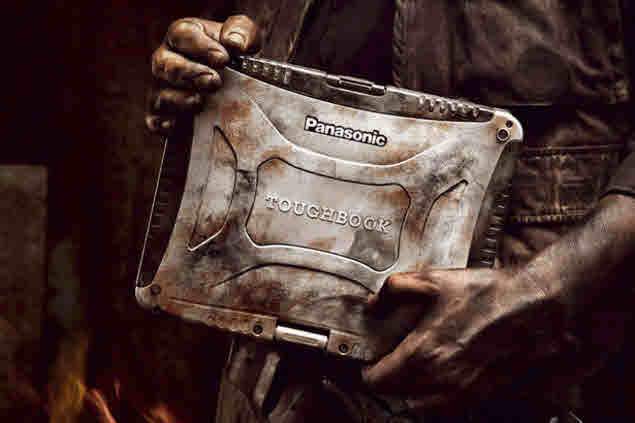 Panasonic toughbook cover