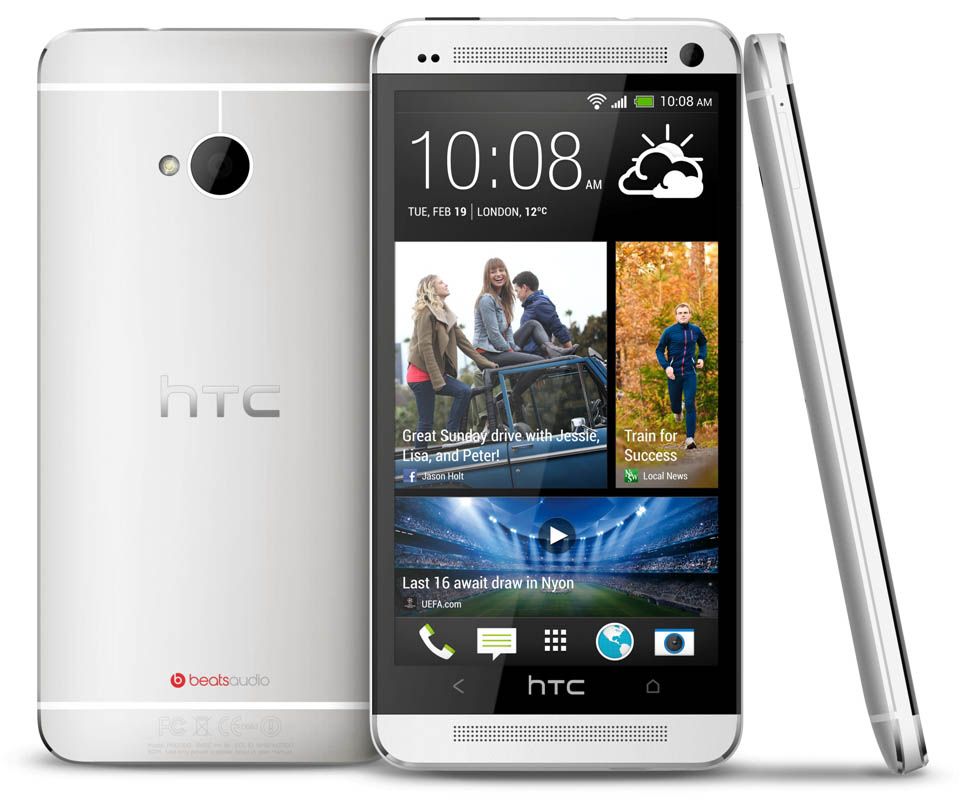 Samsung Galaxy S4 vs HTC One - One Design