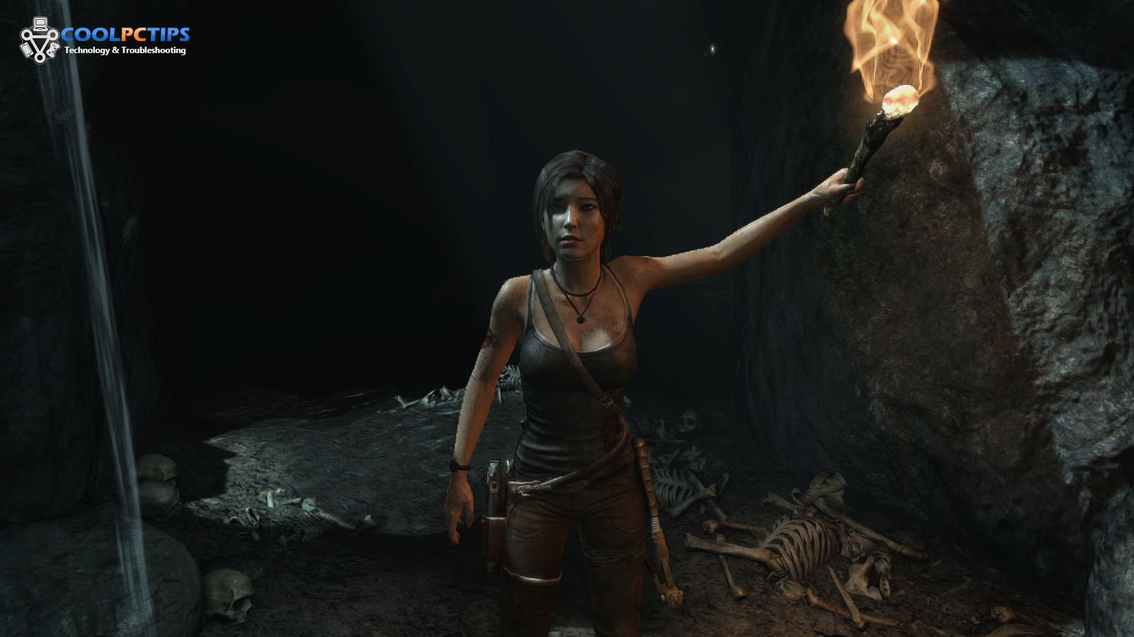 Tomb Raider PC Review Screen 2