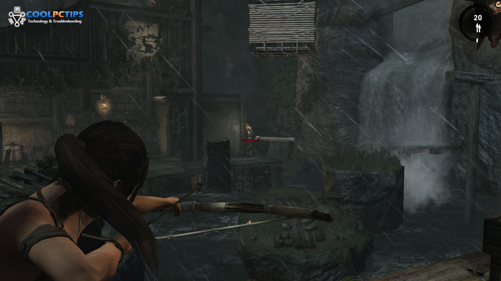 Tomb Raider PC Review Screen 4