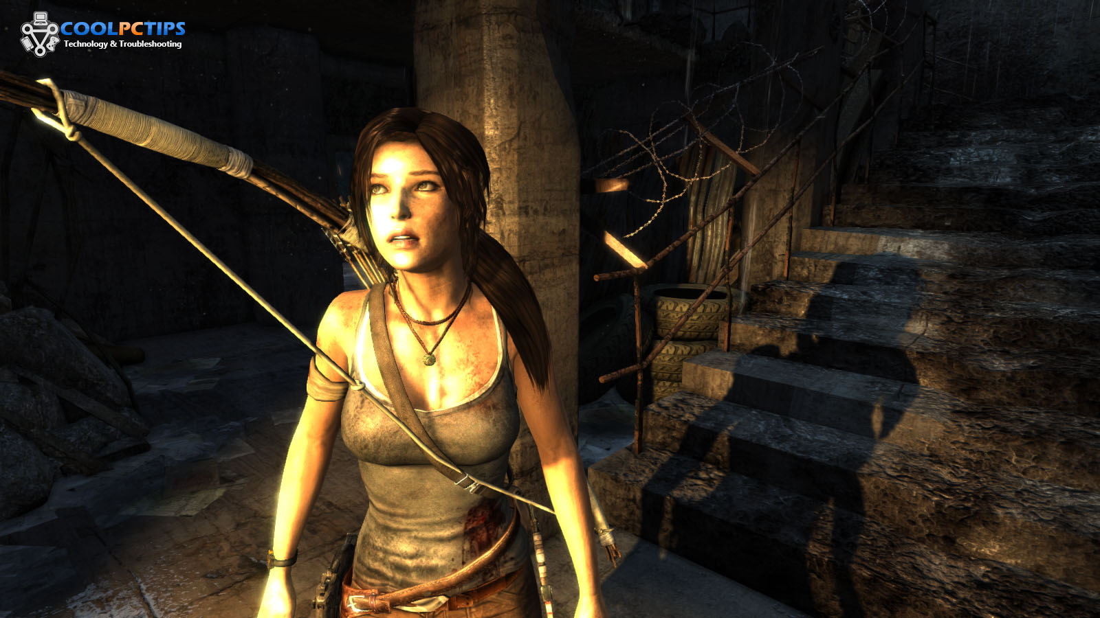 Tomb Raider PC Review Screen 5