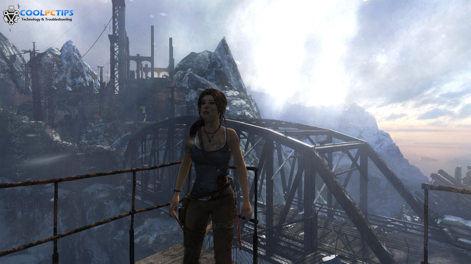 Tomb Raider PC Review Screen 6