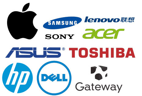 all branded laptops