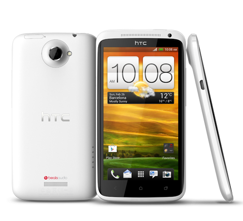 Best cameraphones for all budgets 2013 - HTC One X