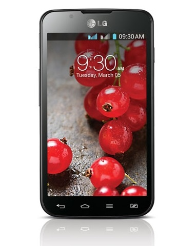 Best cameraphones for all budgets 2013 - LG Optimus L7 II