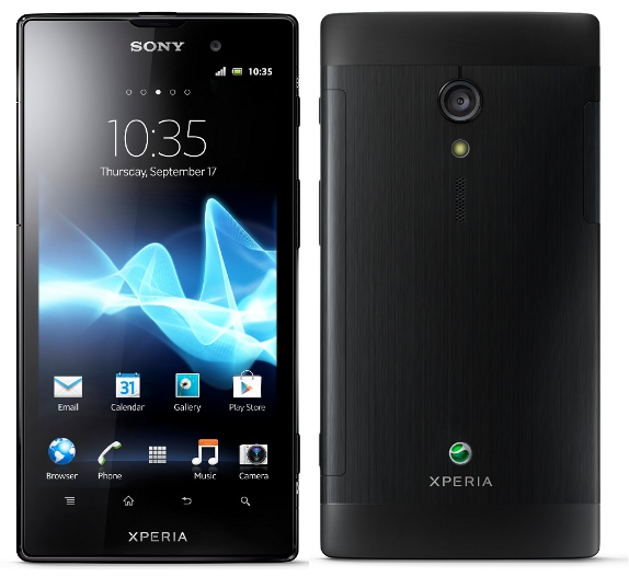 Best cameraphones for all budgets 2013 - Sony Xperia Ion