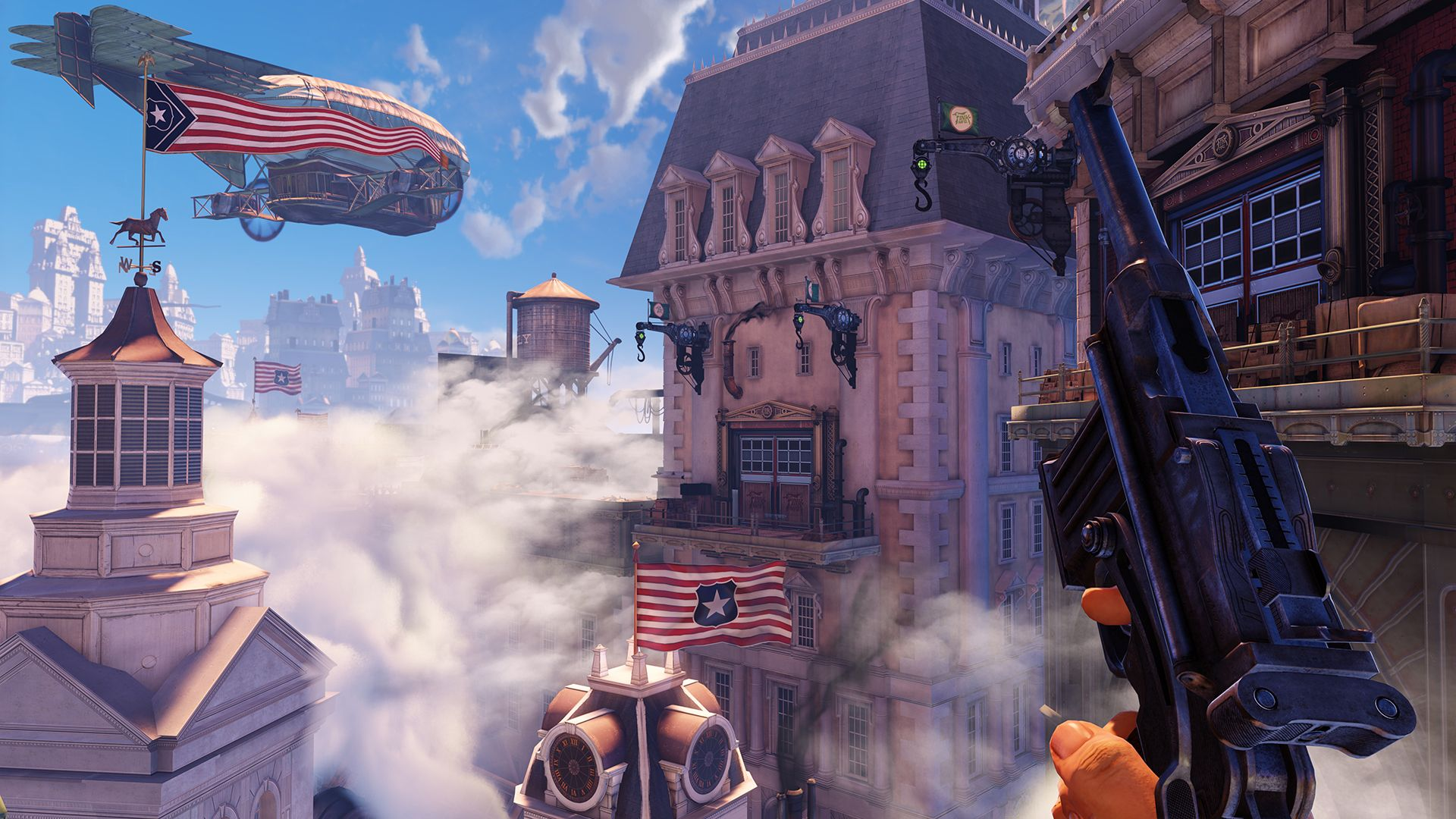 BioShock Infinite PC Review - Screen 2