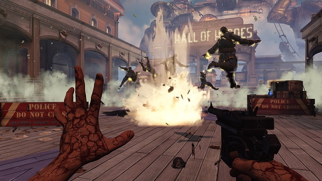 BioShock Infinite PC Review - Screen 3