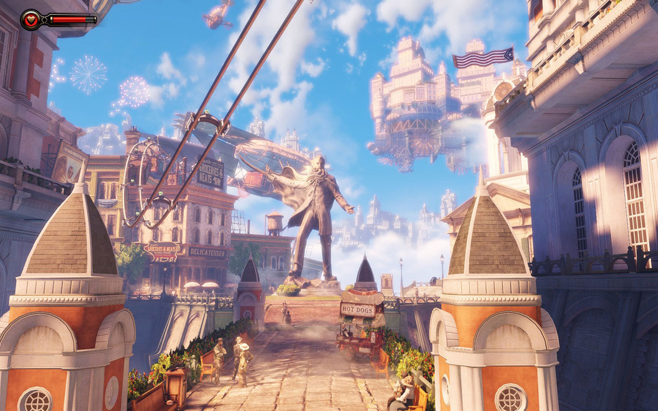 BioShock Infinite PC Review - Screen 4