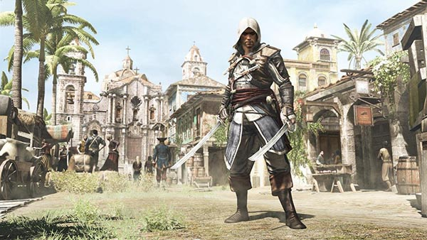 Top Upcoming PC Games of 2013 - Assassin's Creed IV Black Flag