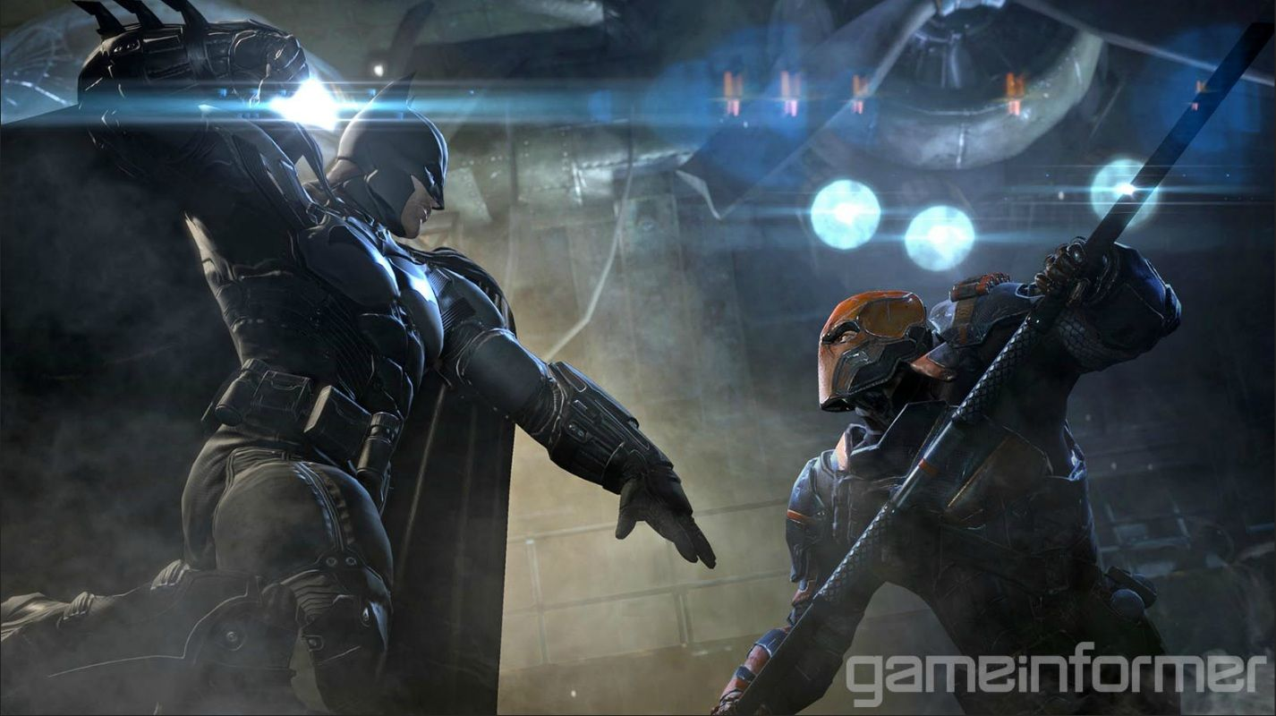 Top Upcoming PC Games of 2013 - Batman Arkham Origins