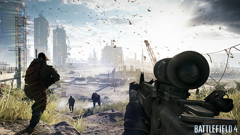 Top Upcoming PC Games of 2013 - Battlefield 4