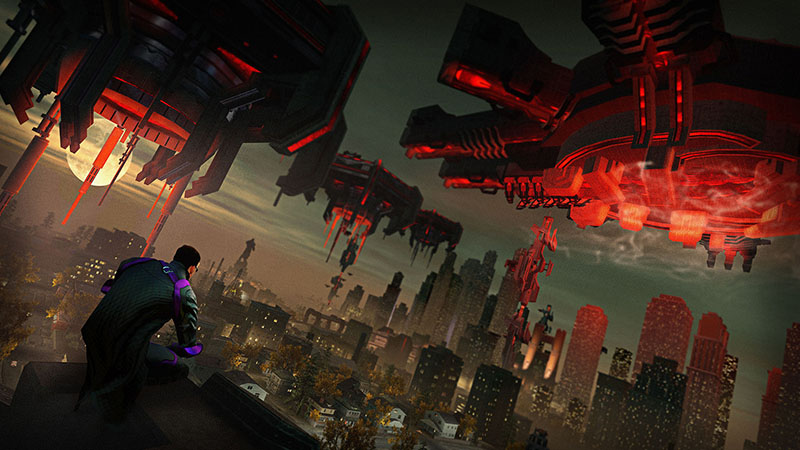 Top Upcoming PC Games of 2013 - Saints Row IV