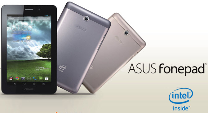 asus 3g fonepad preview