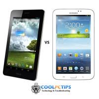 Asus FonePad vs Samsung Galaxy Tab 3
