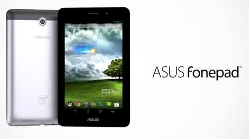 Asus FonePad vs Samsung Galaxy Tab 3 - FonePad