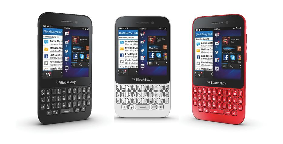 BlackBerry Q5 Announced