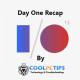 Google IO 2013 Day One Recap