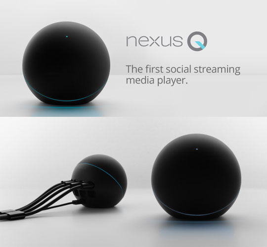 Google IO 2013 Day Two Recap - Nexus Q Abandoned